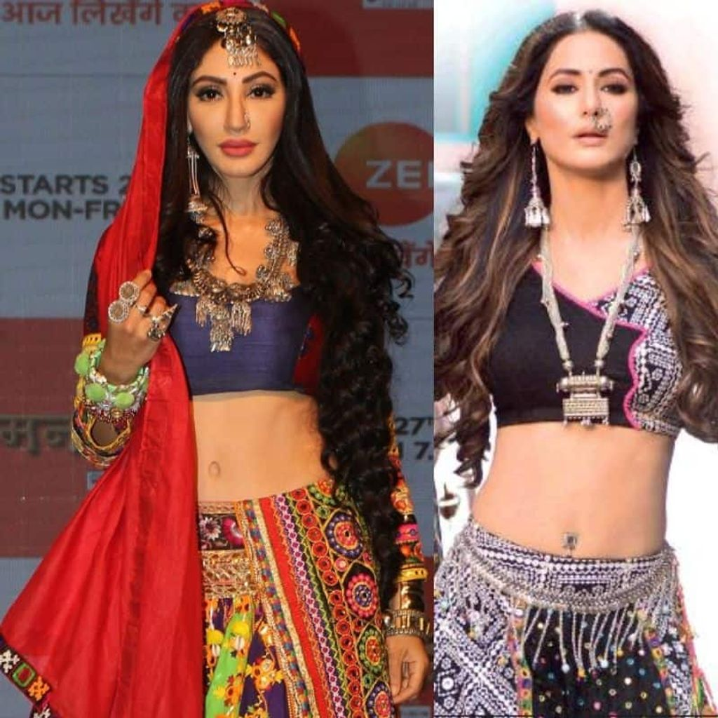 EXCLUSIVE! Manmohini actress Reyhna Pandit opens up about the rumours of playing Komolika; says, 'Hina is bigger name today than me'