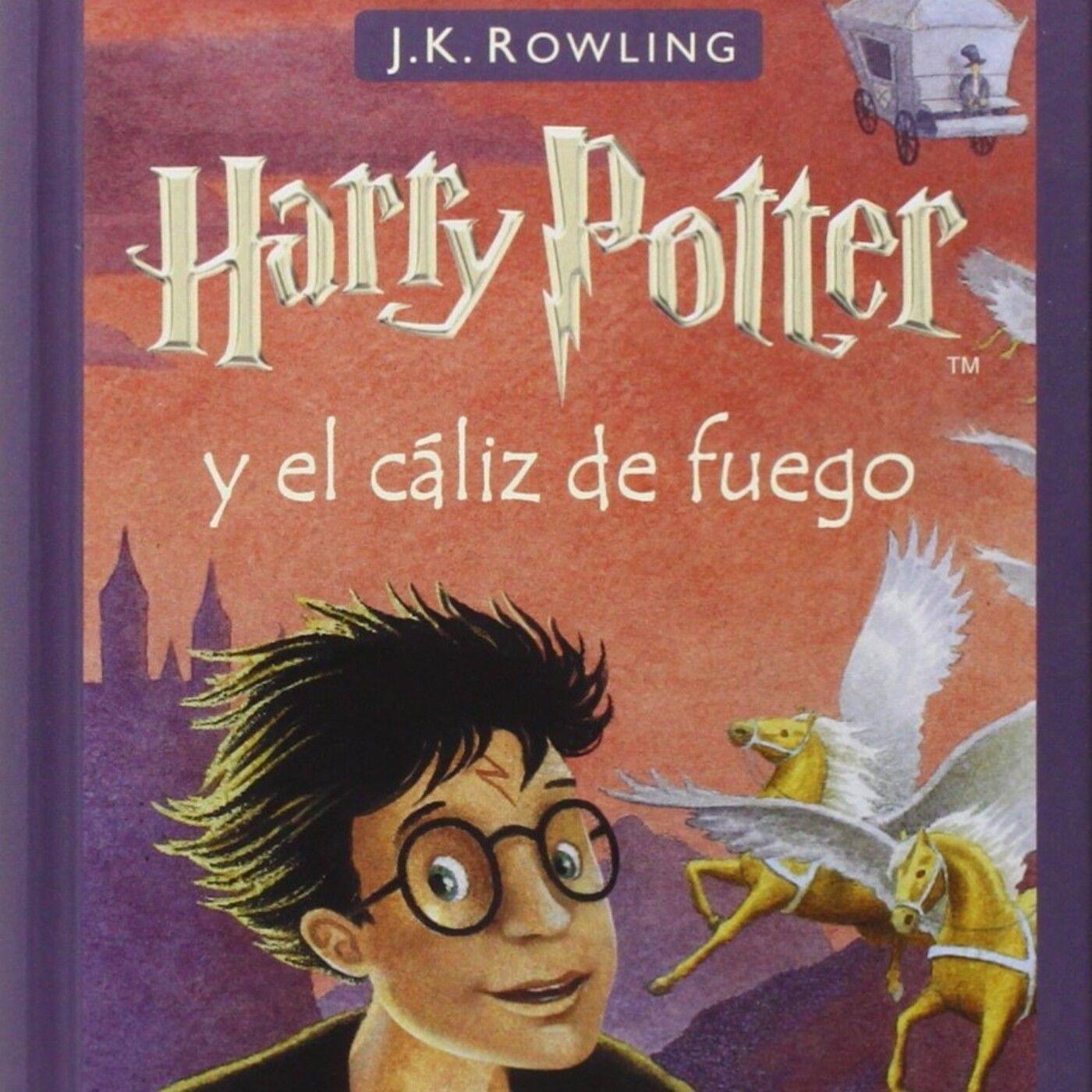 9- Harry Potter y el cáliz de fuego. Cap. 21 - 22
