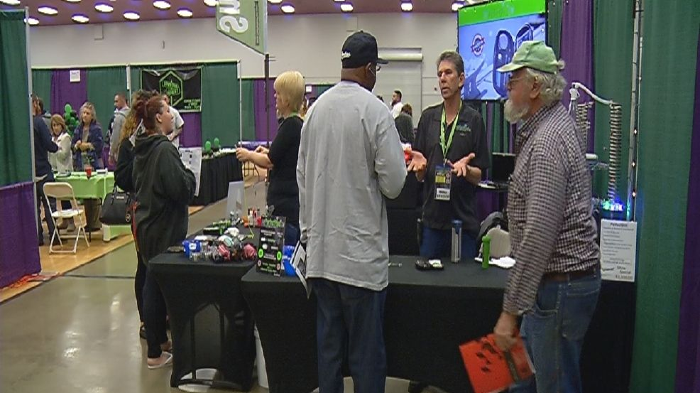 Hemp and cannabis fair attracts thousands of people