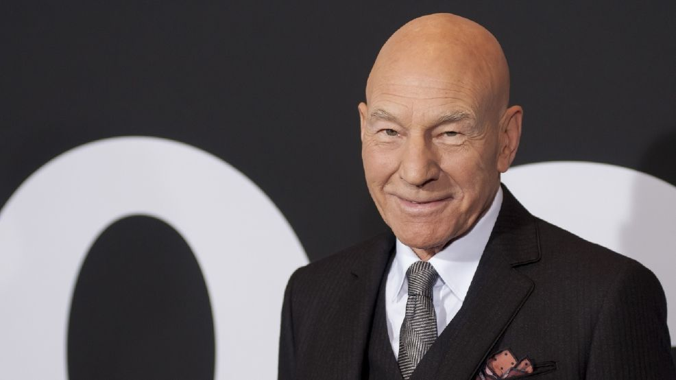Patrick Stewart uses medical marijuana daily