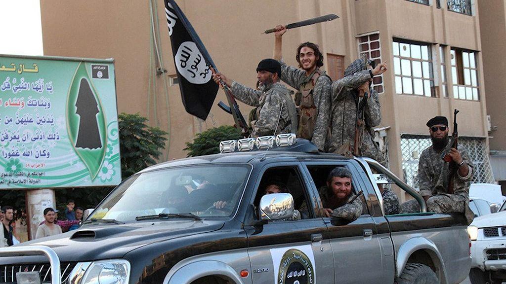 Kommuner förbereder för avhopp från våldsbejakande extremism - Nyheter (Ekot)
