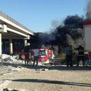 """Частично бедствено положение в Дупница, магистрала """"Струма"""" е затворена"""