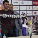 Росен Кирилов подава оставка като старши треньор на Етър
