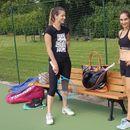 Пиронкова тренира в Пловдив с бивша съотборничка