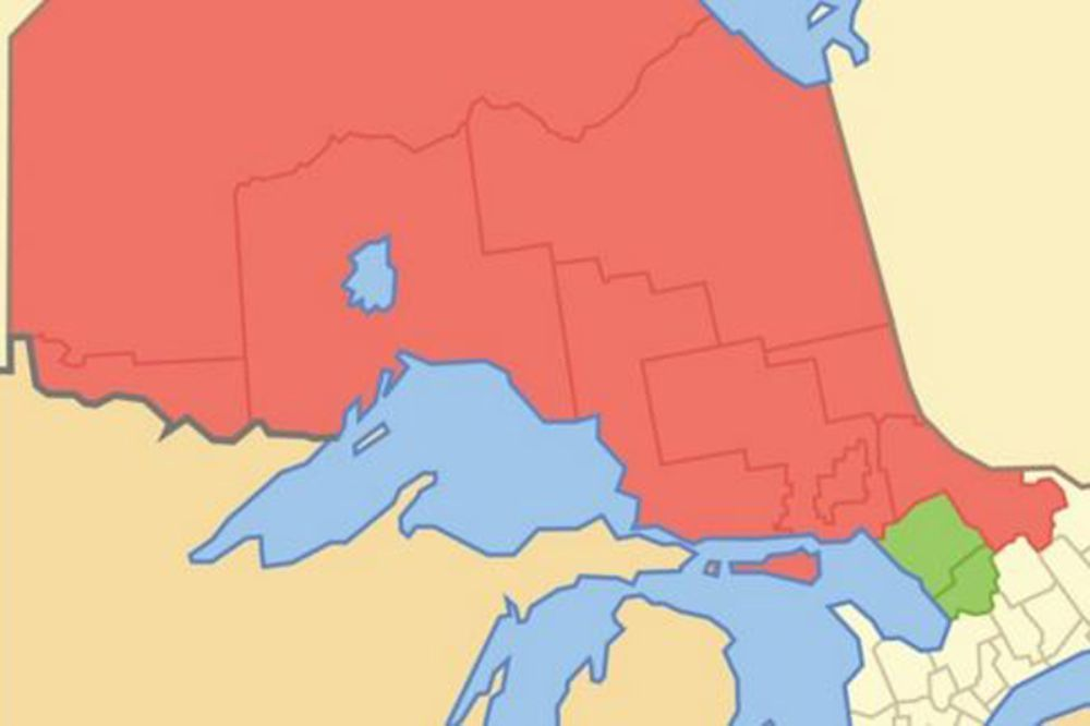 Northern Ontario Heritage Party contends with separatist petition