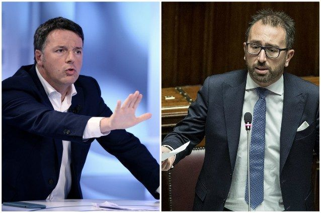 """Sfiducia Bonafede Renzi salva lui governo Votiamo contro perché ascoltiamo ò che dice Conte"""""""