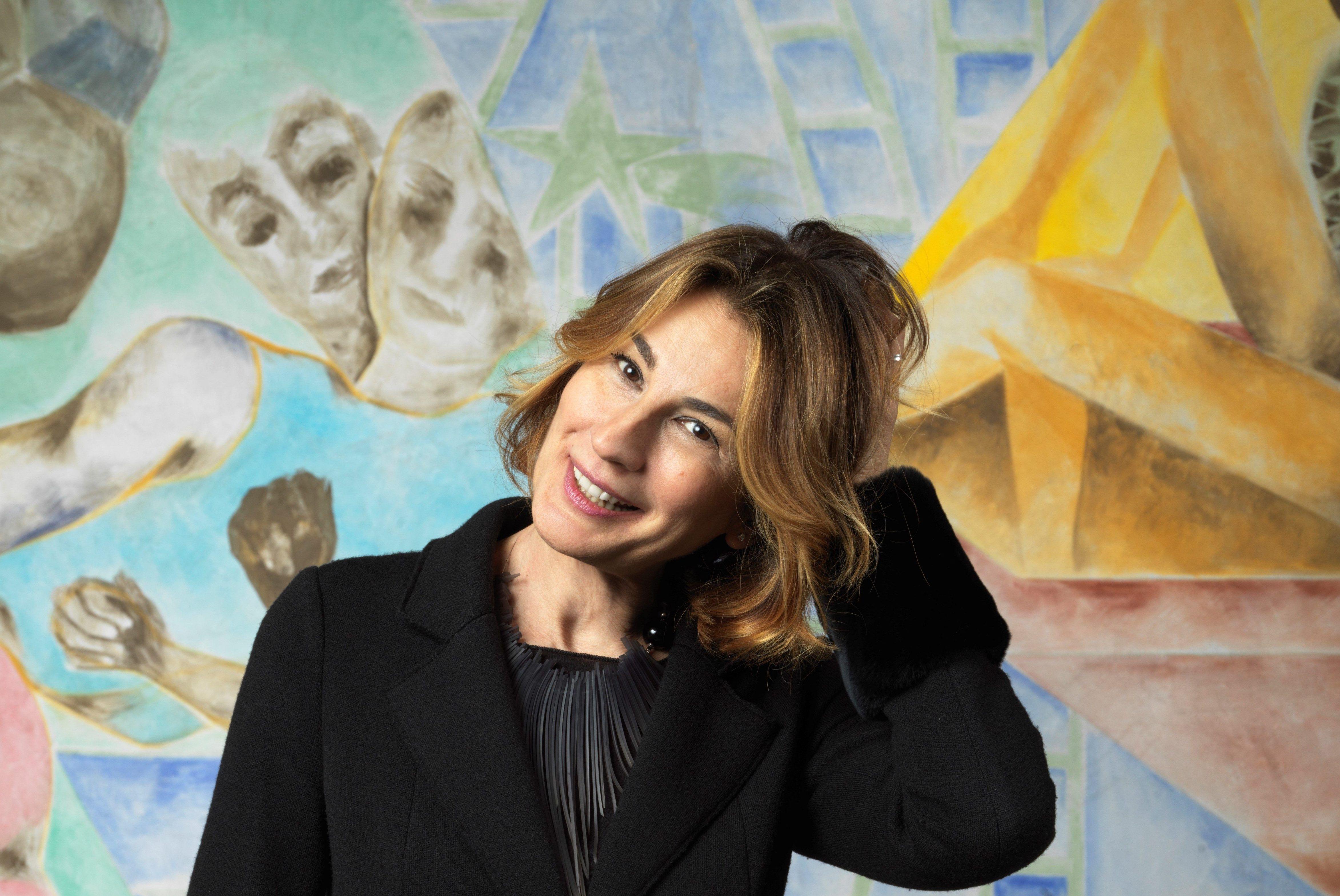 """Laura Valente del Museo Madre Aperture gratuite allestimenti 'sospesi' per Fase 2"""""""