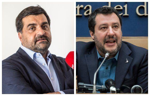 """Attacchi Salvini nelle chat tra magistrati Palamara scusa con leader Lega Sono rammaricato"""""""