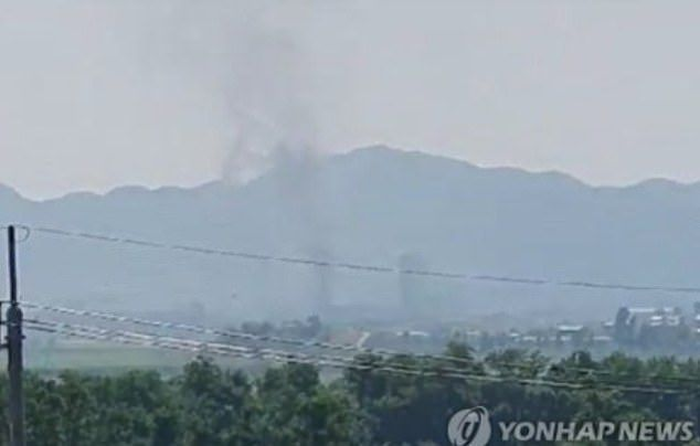 Tensione alle stelle tra Coree Pyongyang esplodere sede diplomatica confine con Seul