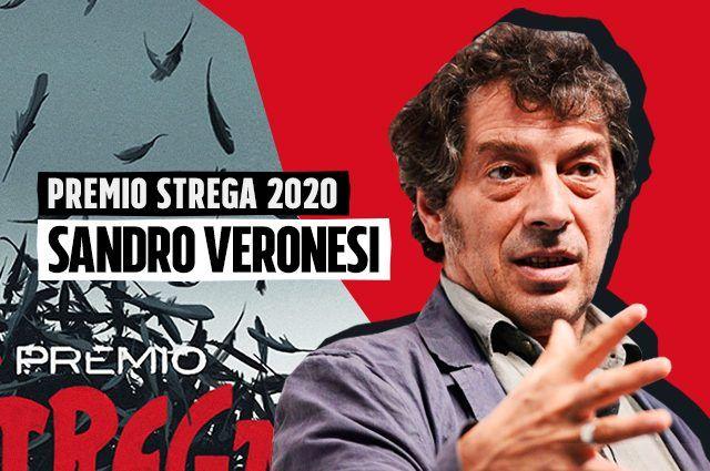 """Premio Strega 2020 Sandro Veronesi vince con colibrì"""""""