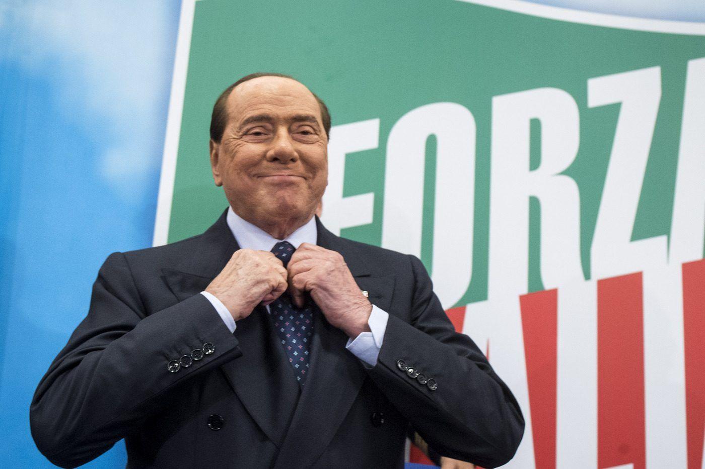 Riabilitare Berlusconi per giustificare 'inciucio inesorabile gioco estivo della politica