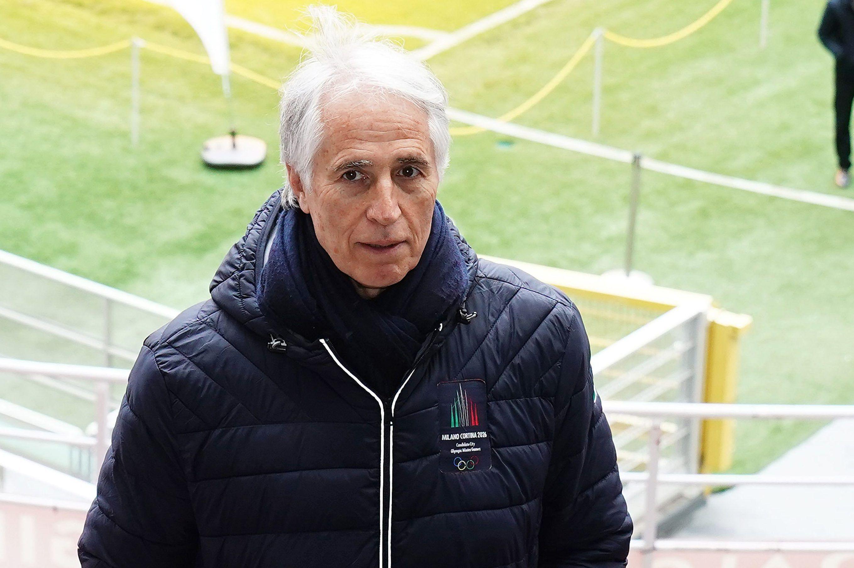 """'annuncio Malagò 99 9 campionato Serie riparte 13 giugno"""""""