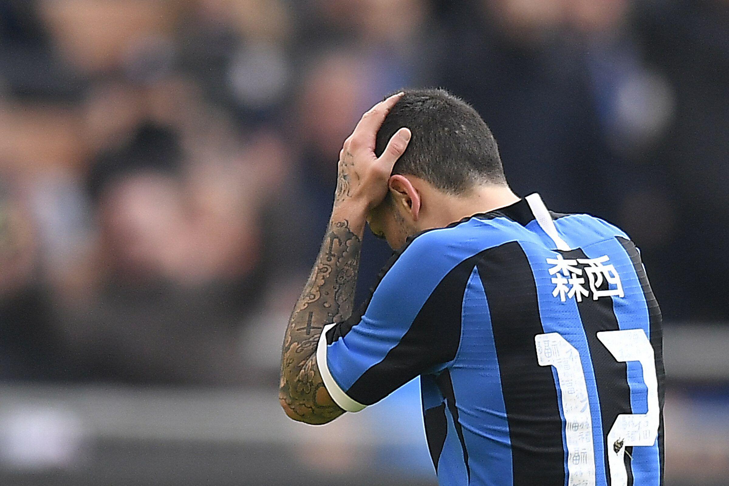 Sensi stagione maledetta quinto infortunio riscatto costerà all'Inter 25 milioni