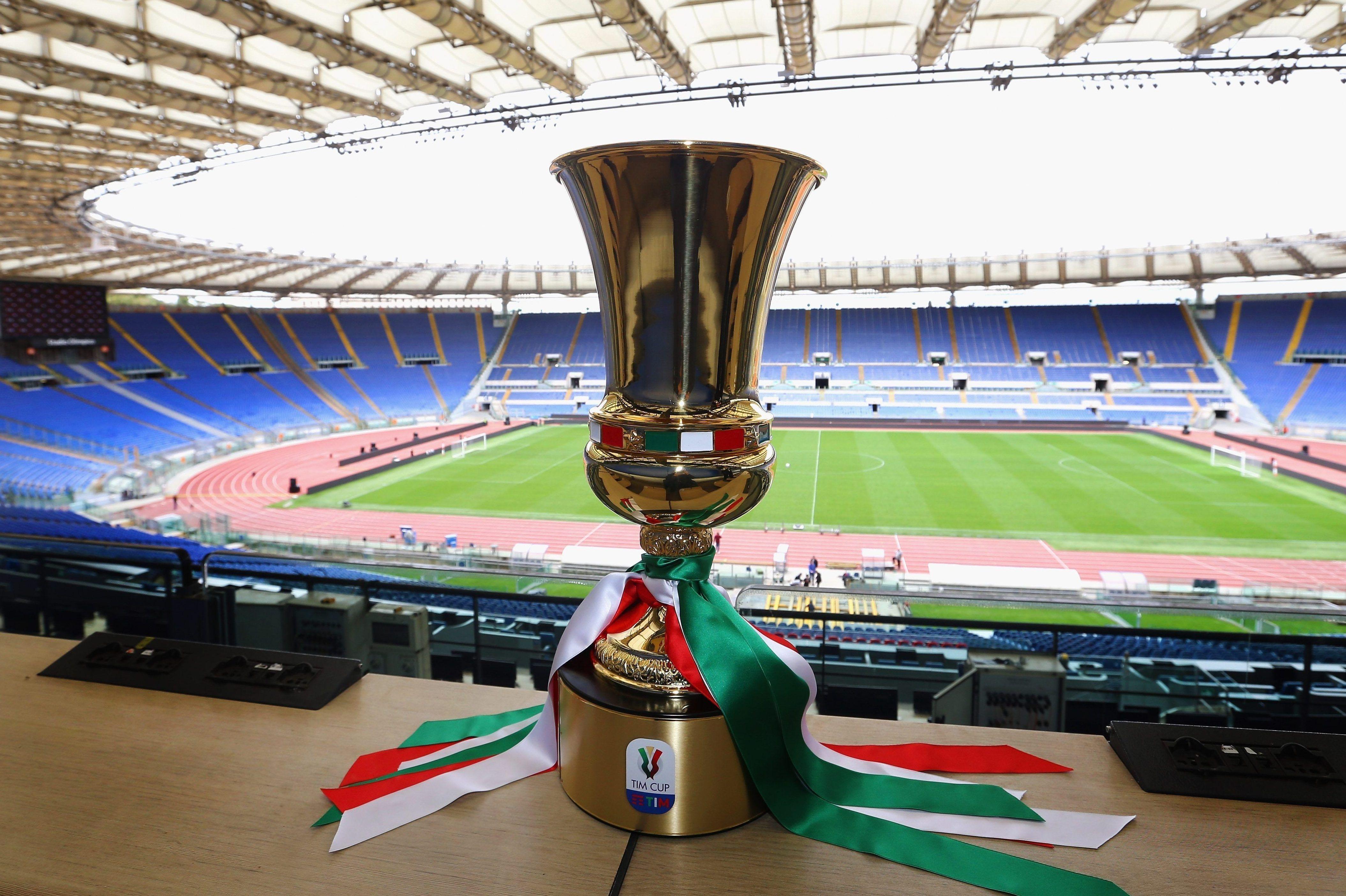 Coppa Italia Juve