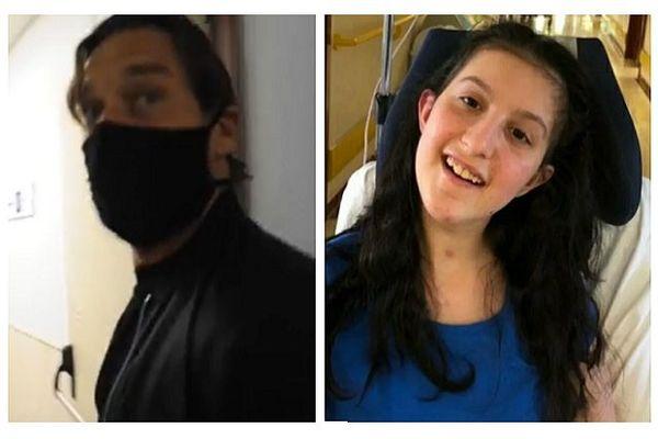 Francesco Totti fa visita a Ilenia, la ragazza fuori dal coma dopo un suo messaggio