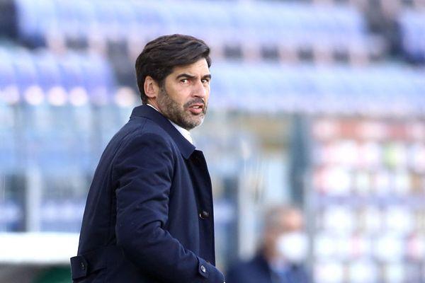"""La Roma dà il benservito a Fonseca, è ufficiale: """"Lascerà il club a fine stagione"""""""