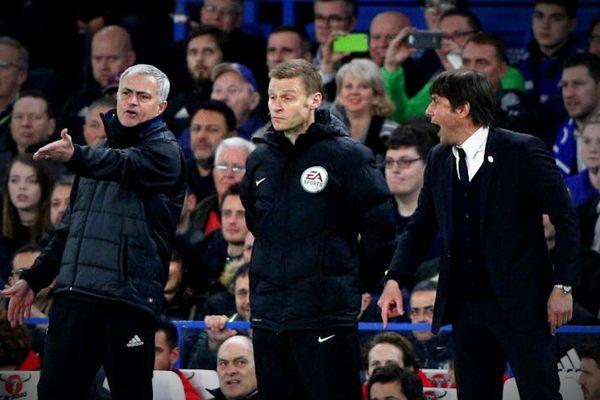 Mourinho e Conte nemici nel destino: litigi, accuse e provocazioni
