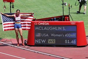 McLaughlin stravince nei 400 ostacoli donne, altro record del mondo mostruoso alle Olimpiadi