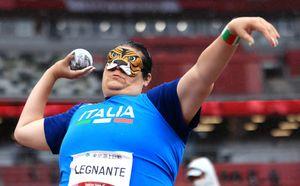 Legnante argento, Dieng e Mancarella bronzo: l'Italia supera il record delle Paralimpiadi di Seul