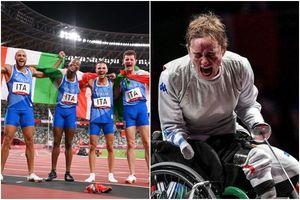 Oltre 100 medaglie per lo sport italiano a Tokyo: la migliore estate della nostra vita