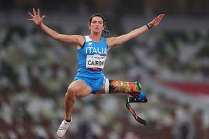 Argento nell'arco e nel salto in lungo: Petrilli e Caironi, emozioni azzurre alle Paralimpiadi