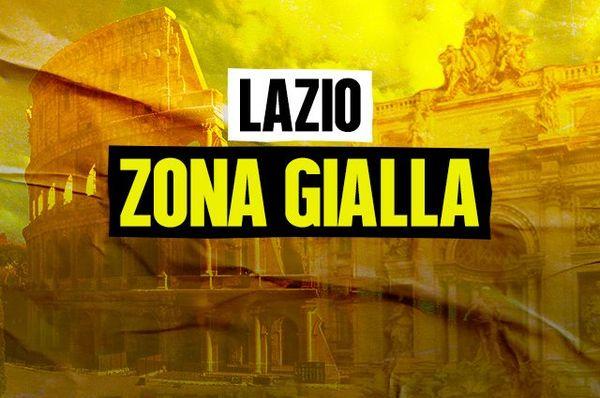 Covid, quando il Lazio potrebbe passare da zona bianca a zona gialla