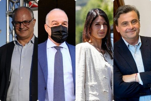 Sondaggi elezioni comunali Roma 2021: il candidato del centrodestra vince su Gualtieri e Raggi