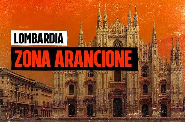 Lombardia verso la conferma della zona arancione: i dati del monitoraggio Iss