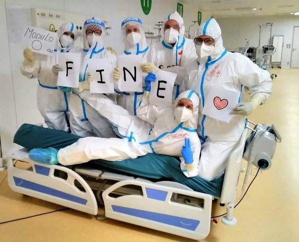 Covid Lombardia, le proiezioni: continua il calo dei pazienti ricoverati in terapia intensiva