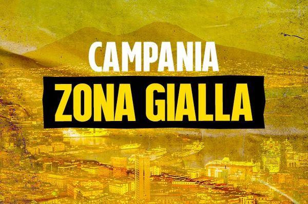 Confermata la zona gialla per la Campania anche per la prossima settimana. Rt in calo