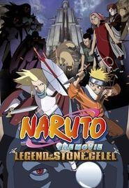 Naruto Film 2 : La Légende de la Pierre de Guelel (2005)