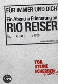 Für immer und dich - Ein Abend in Erinnerung an Rio Reiser (2006)