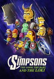 Les Simpson: Le Bon, le Bart et le Loki (2021)