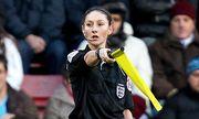 英超第一美女球證 - Sian Massey,大家又覺得好何呢?