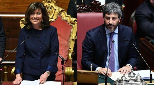 Copasir, Casellati e Fico: Spetta ai partiti risolvere l'impasse - ItaliaOggi.it