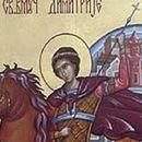 Sveti Dimitrije - Mitrovdan