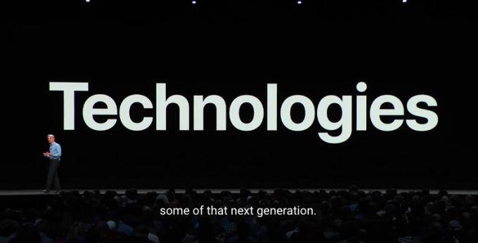 看似無聊的本屆WWDC背後,蘋果在佈局怎樣的未來?