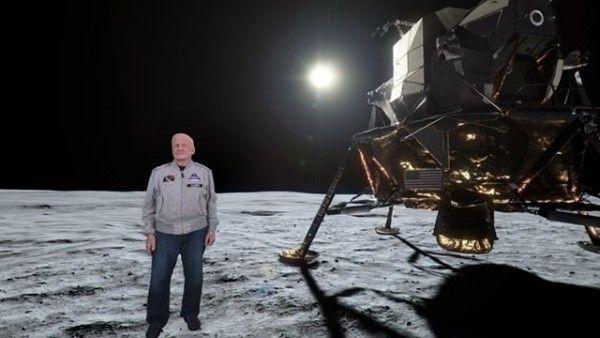 NASA為宇航員配備VR影像,利用3D掃描技術解鄉愁