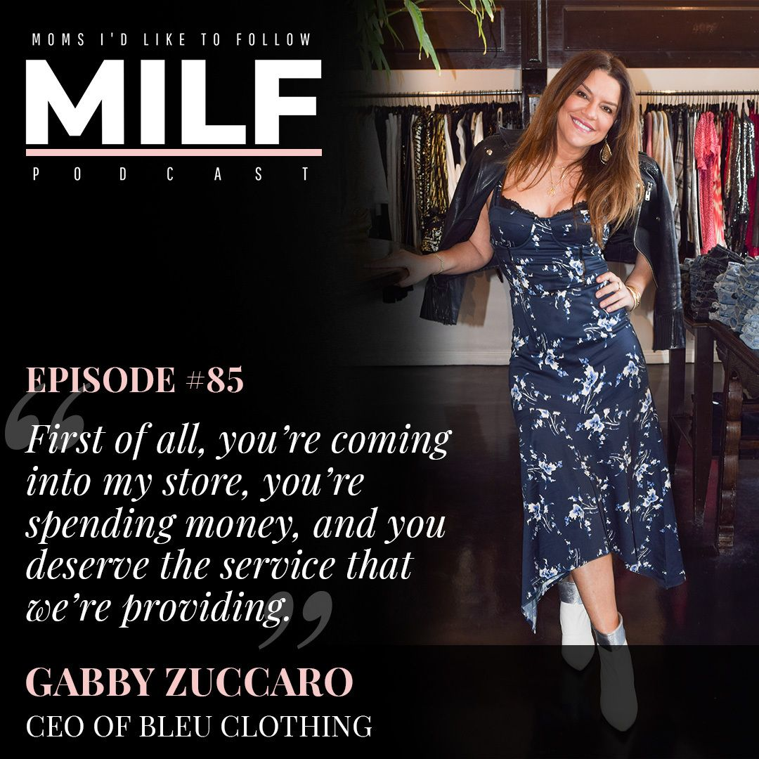085 - Taking Charge with Gabby Zuccaro