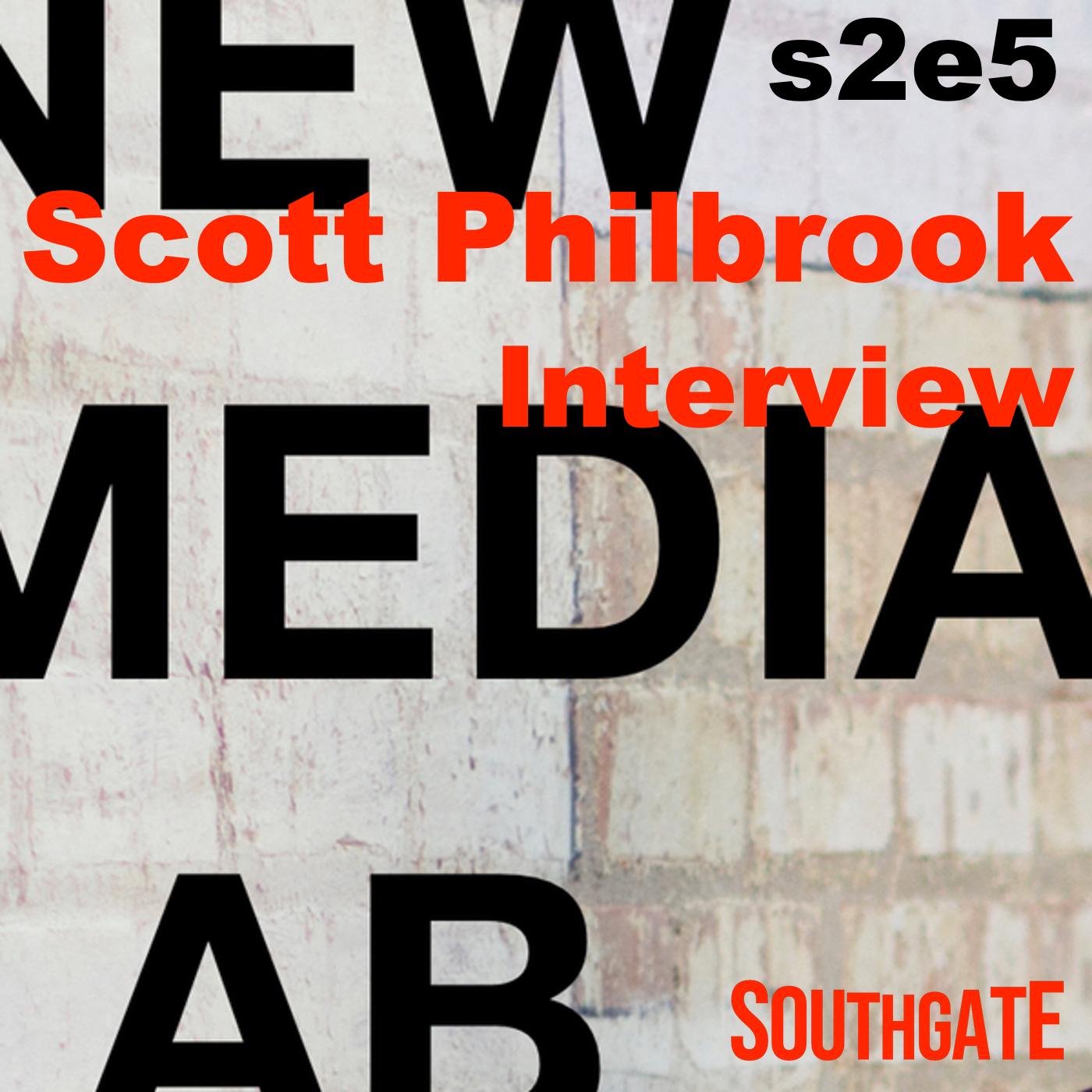 Scott Philbrook Interview