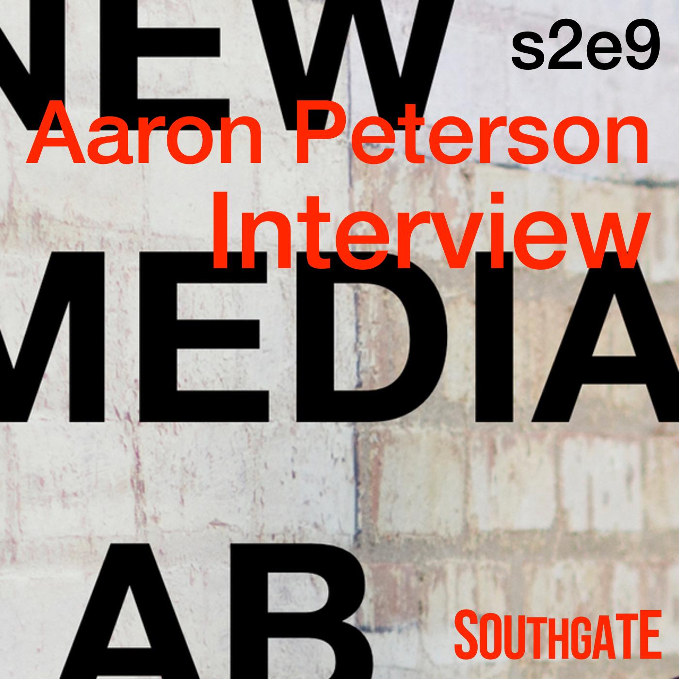 Aaron Peterson Interview