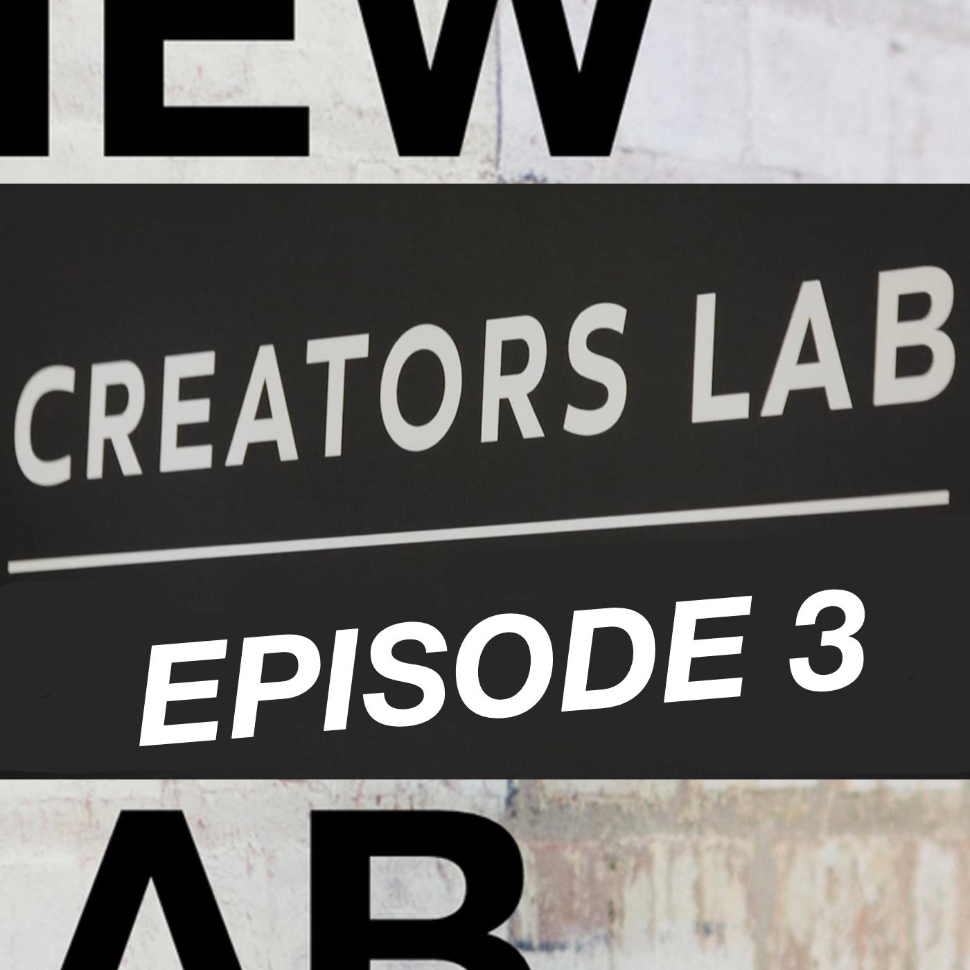 Creators Lab: Episode Art & Social Media Calendars