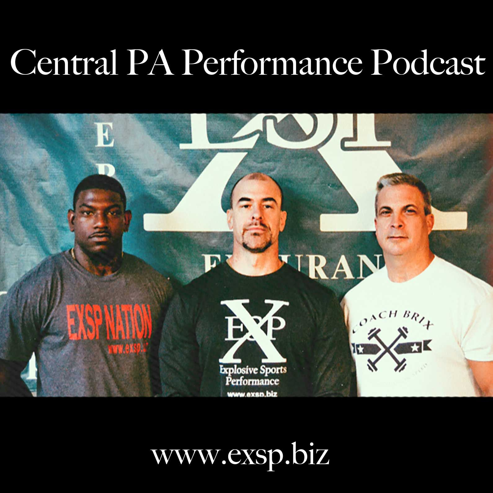 Central PA Performance Podcast