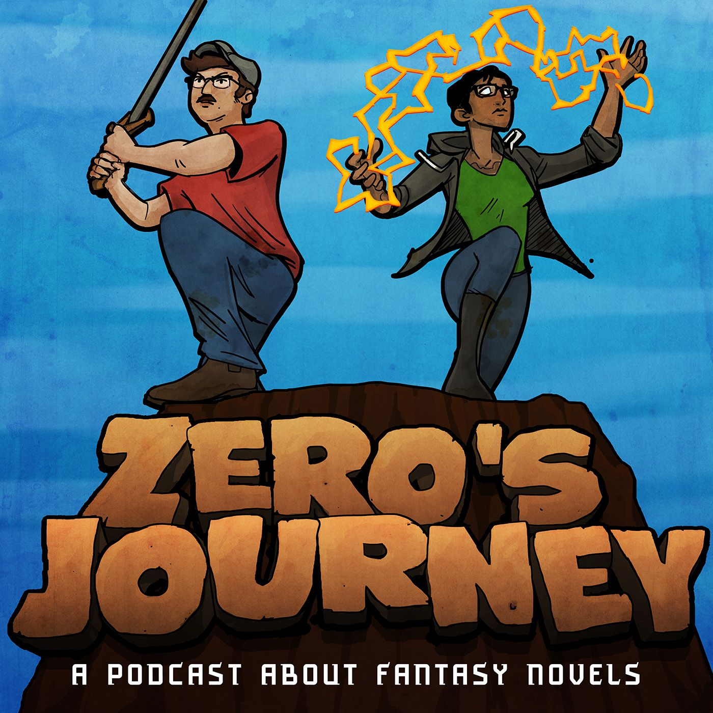 Zero's Journey Episode 02
