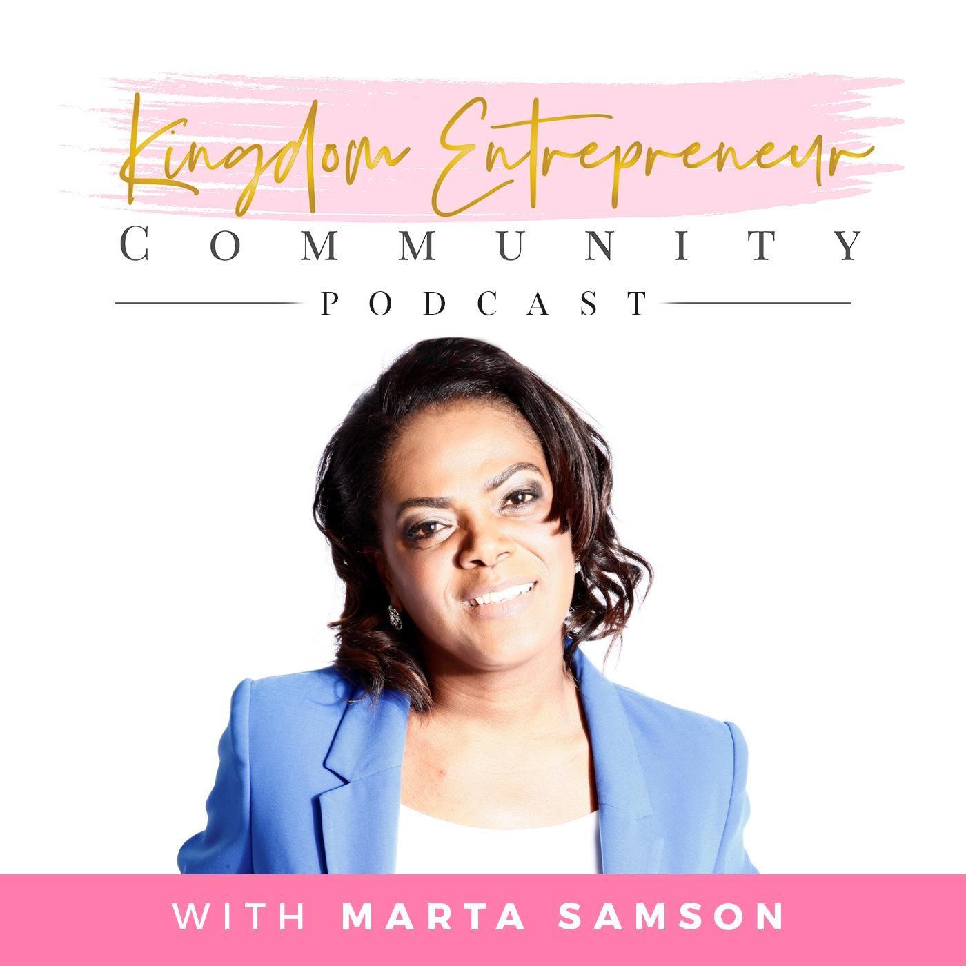 44 Stay Laser Focused with Marta Samson