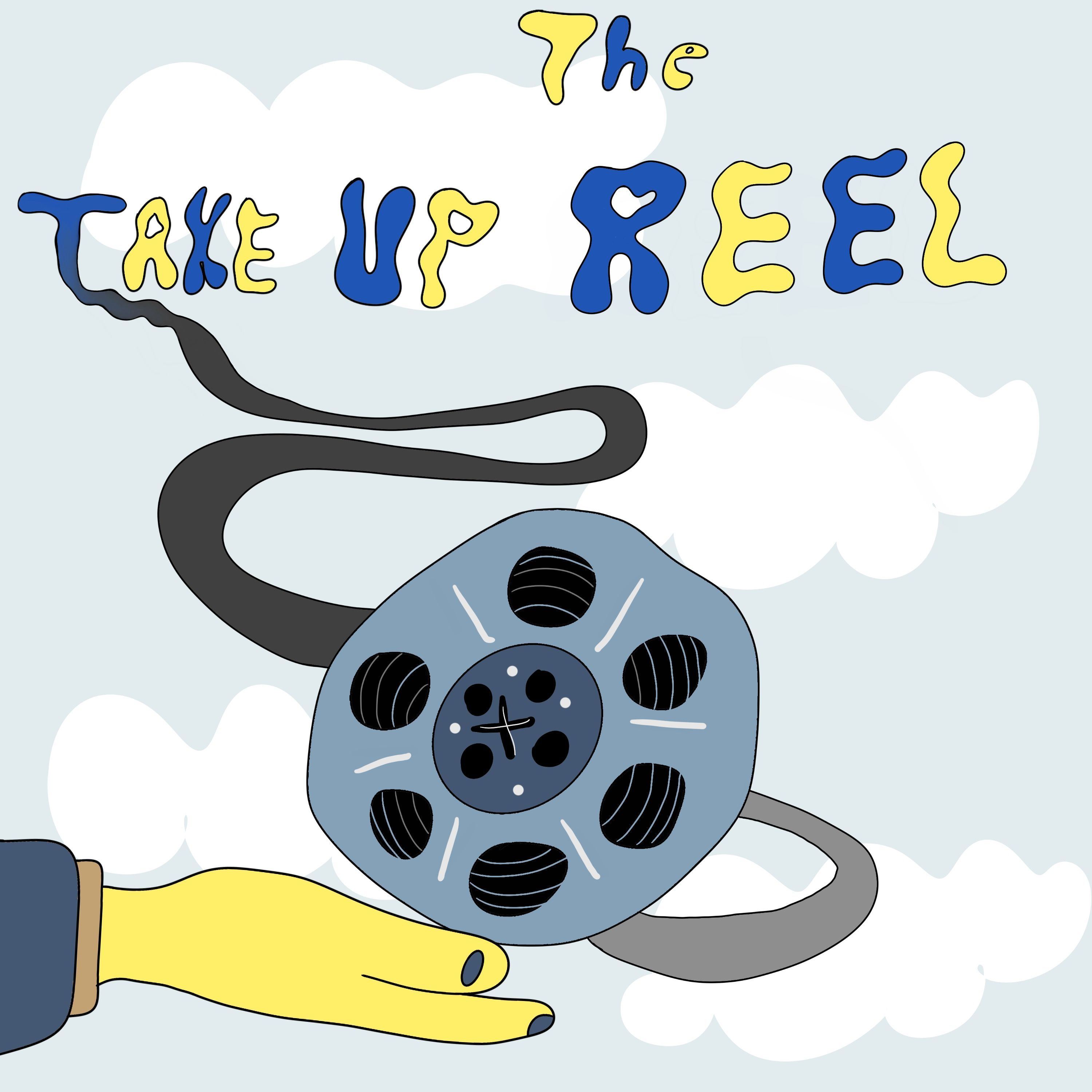 Ep. 42: The Return of The Take Up Reel and The Future of Film.