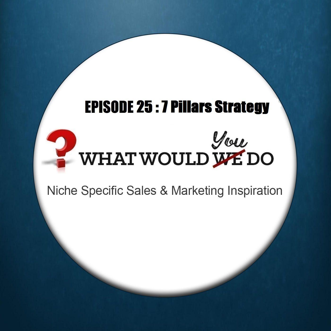The 7 Pillars Strategy