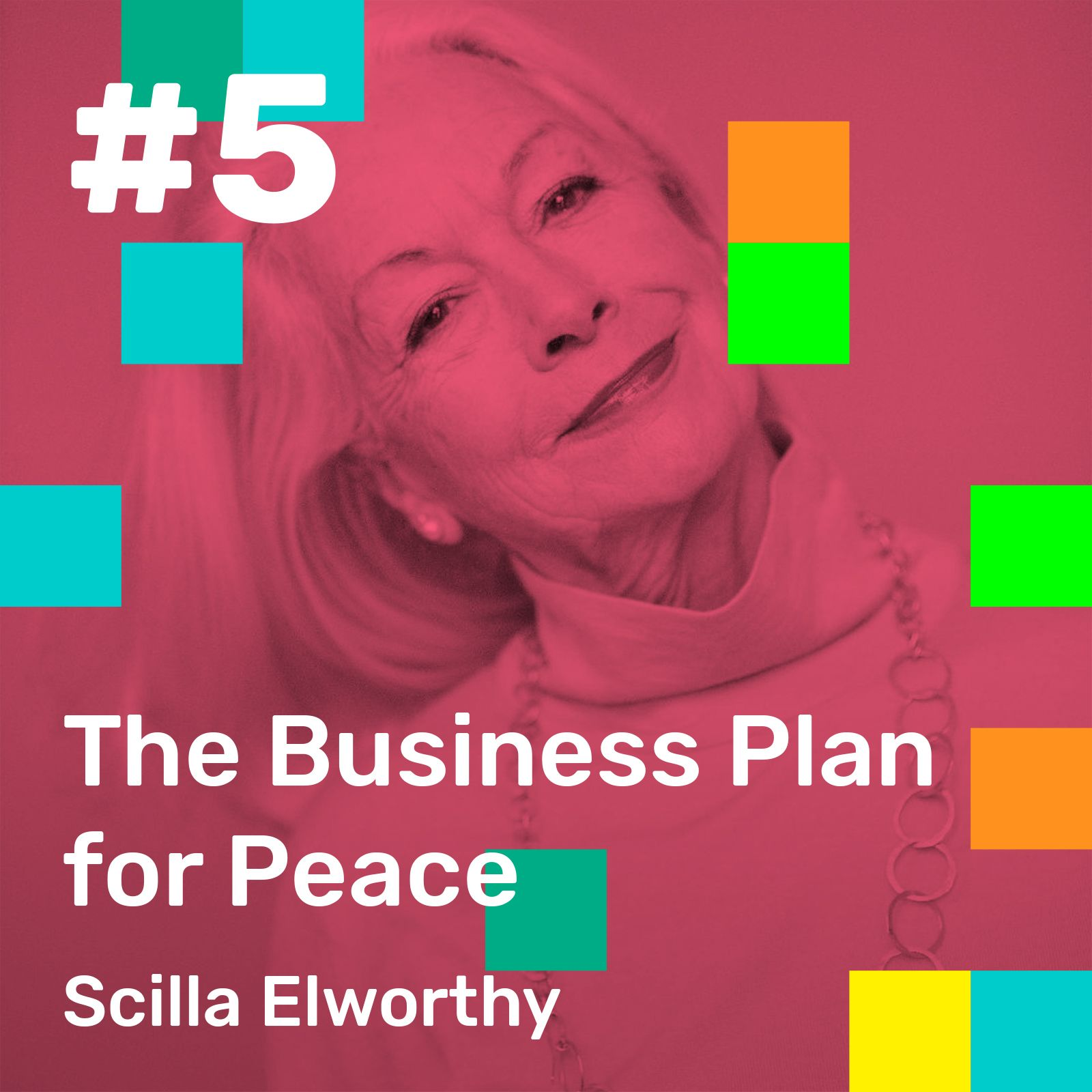 005 The Business Plan for Peace, with Scilla Elworthy