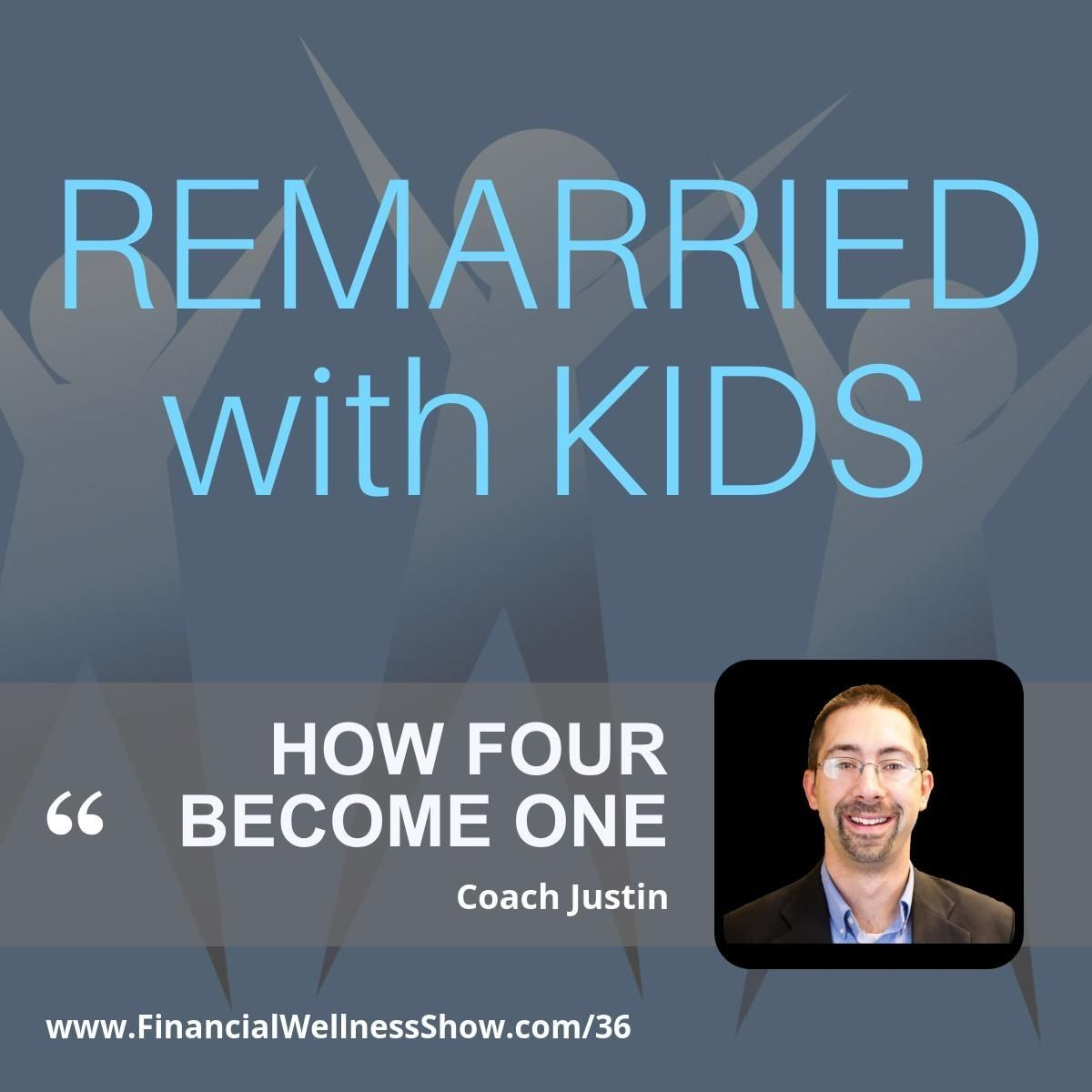 Remarried With Kids: How 4 Become 1