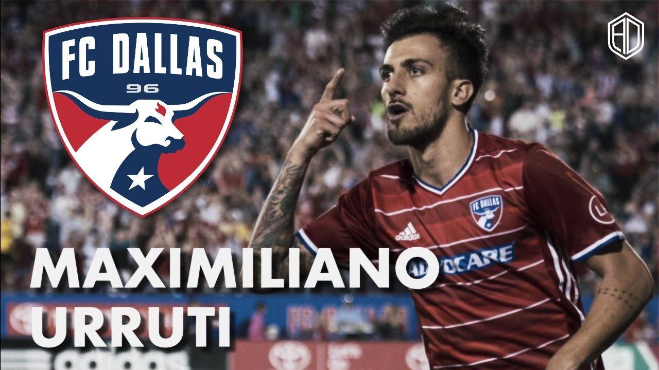 Episodio 6 - Maxi Urruti (FC Dallas)